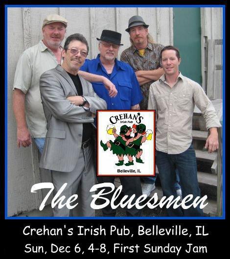 The Bluesmen 12-6-15