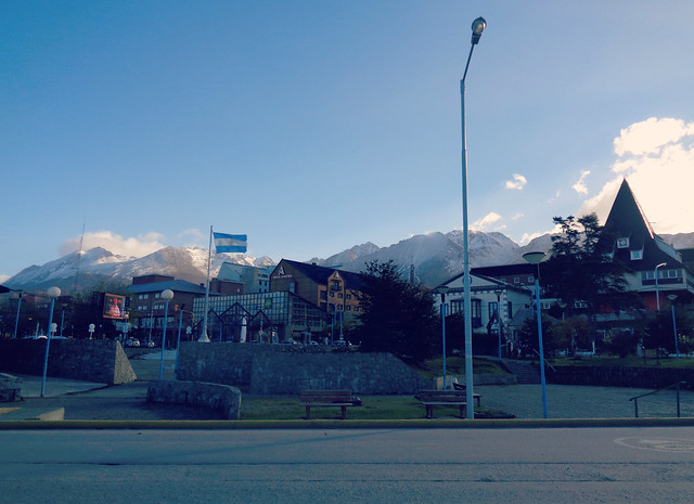 Viagem ao Fim do Mundo - Ushuaia