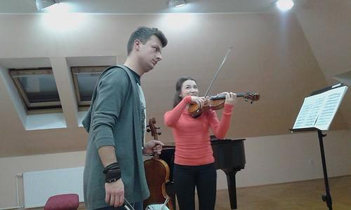 Master Class Lazar Miletić