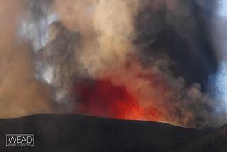 Etna - Voragine