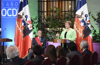 5th anniversary of Chile's accession to the OECD