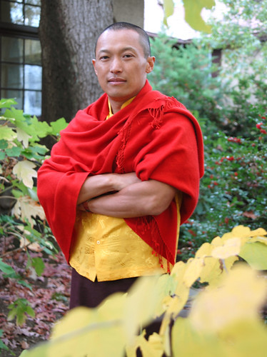 Sakyong Mipham Rinpoche. Photographer unknown. From Walter Fordham