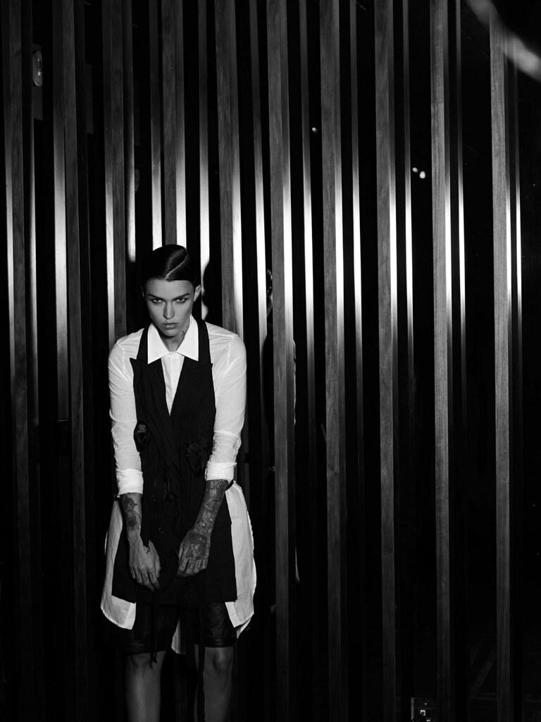 Руби Роуз — Фотосессия для «WeTheUrban» 2015 – 4