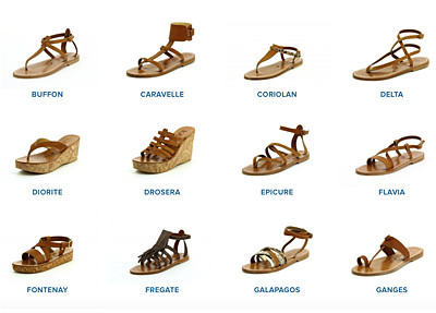Create Your Own K. Jacques Sandal