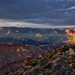 Grand Canyon Sunset by redfishsuefish
