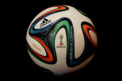 BRAZUCA FIFA CLUB WORLD CUP MOROCCO 2013 ADIDAS OFFICIAL MATCH BALL 03