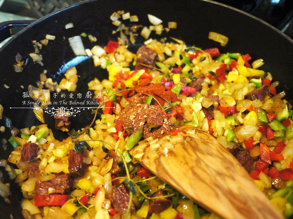 孤身廚房-Jambalaya什錦飯──美國南方多元風情文化融合的經典料理16