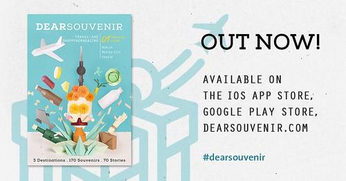 Dearsouvenir: Out now!