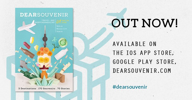 Dearsouvenir: Out now!