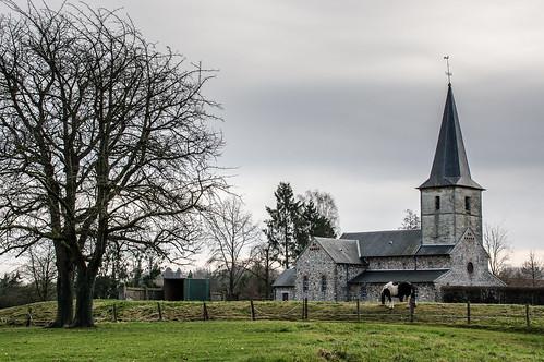 Neerrepen, Sint-Ludgeruskerk