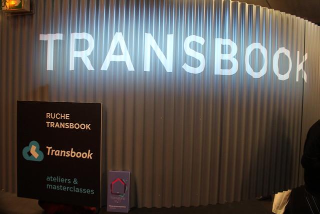 Transbook - Salon du Livre et de la Presse Jeunesse de Montreuil