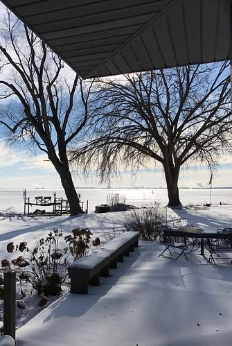danecounty wisconsin lakemendota madison lake frozen ice