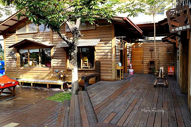老樹根魔法木工坊木藝驚奇館