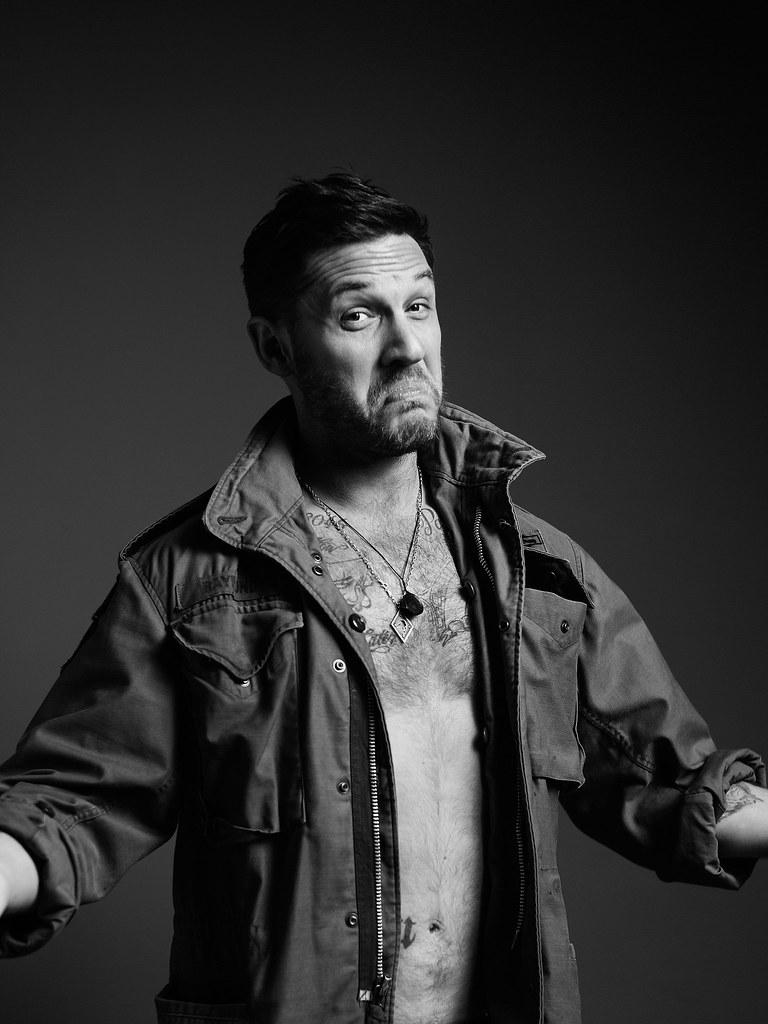 Том Харди — Фотосессия для «Esquire» UK 2017 – 28