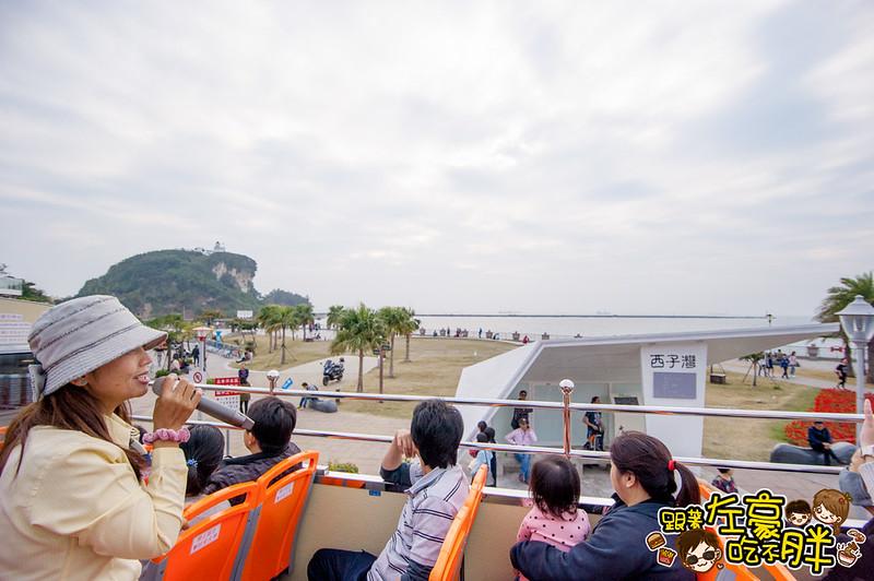 高雄雙層巴士觀光公車(西子灣線)-57