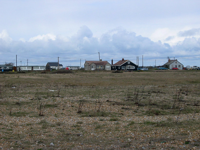 The coast at Dungeness