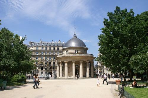 PICT0535/Paris City/Parc Monceau/Rotonde