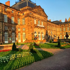 We slept in a palace last night! Rohan Palace in Saverne :) #upsticksandgo #saverne #rohanpalace #france ##YHA #youthhostels #ontheroad #europeanroadtrip #travel #instagood #instatravel #michfrost - Photo of Pfalzweyer