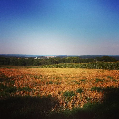 Gelukkig volgt er na een klim meestal een beloning. 😰 #afzien #onderweg #hiking #Ardennen