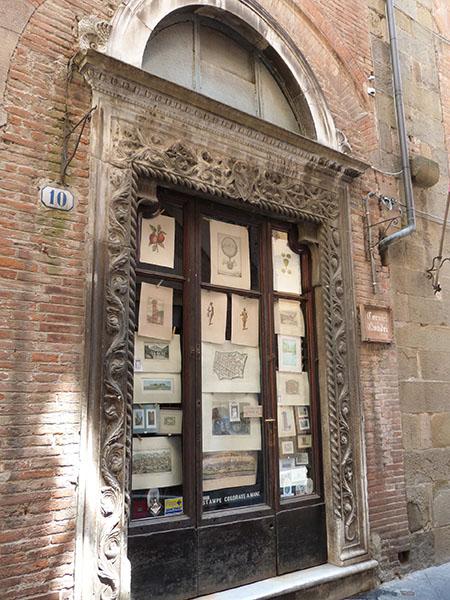 boutique de vieux papiers