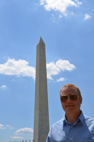 Washington Monument July 15 12