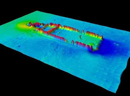 Seafloor Surveys After Katrina