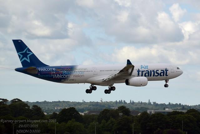 C-GTSO Airbus A330-342