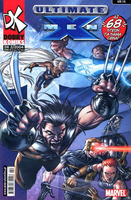Ultimate X-men PLDK1