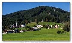 Gosau & Les Lacs Gosausee ( Haute Autriche )