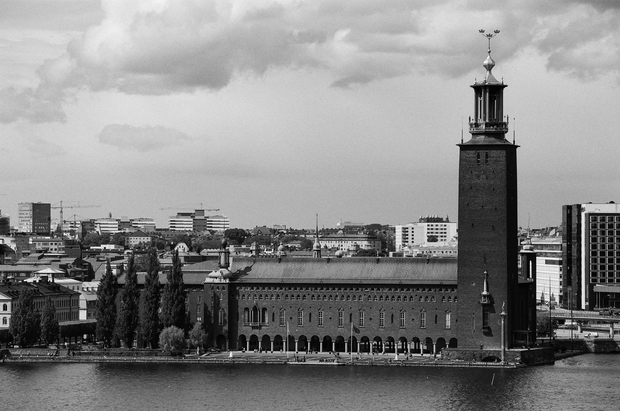 Stockholm City Hall (Film)