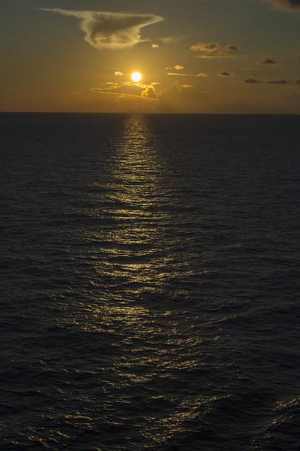 las sunrise