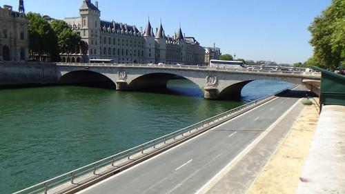 Paris Pont au Change Aug 15