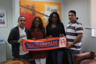 Dra. Flor filia-se ao Solidariedade, em defesa da região de Pirituba