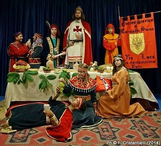 Casamassima-3 ottobre XIX edizione del Corteo Storico Corrado IV di Svevia