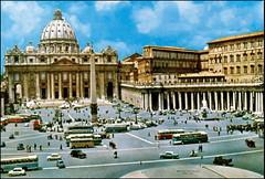 Vatican Dia slides 1980. Tomica Sistine Chapel.
