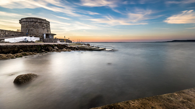The Martello Tower - Blackrock, Ireland - Landscape photography