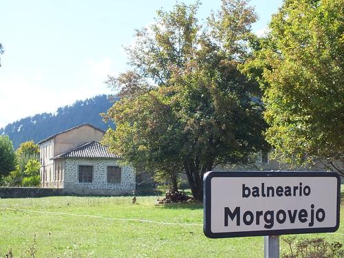 Balneario de Morgovejo