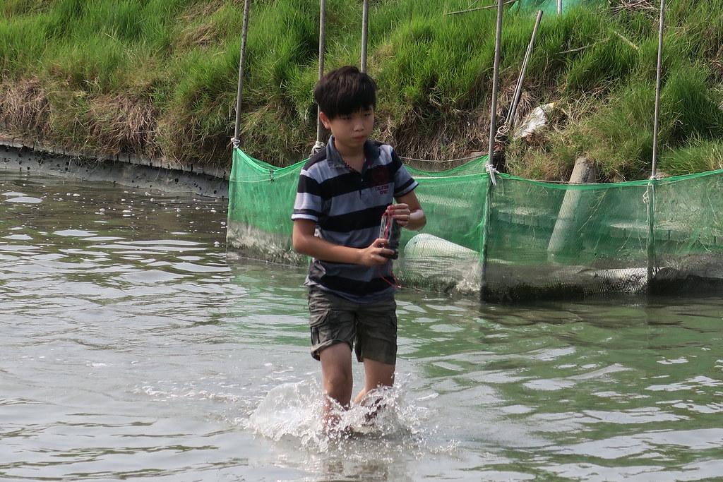 嘉義縣東石鄉方舟休閒漁場 (48)