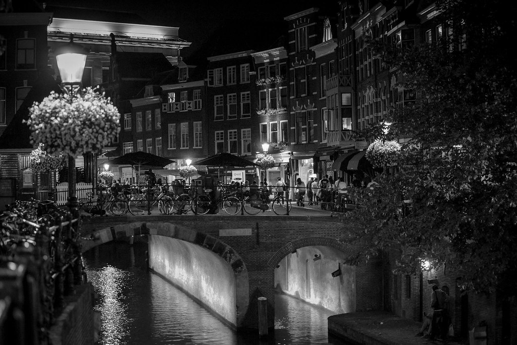 A night in Netherlands  Utrecht 2015 © Sly Deshaies