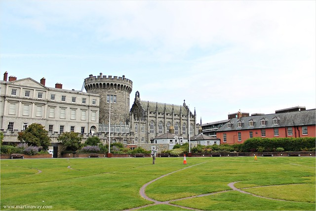 @ Dublin's Castle.
