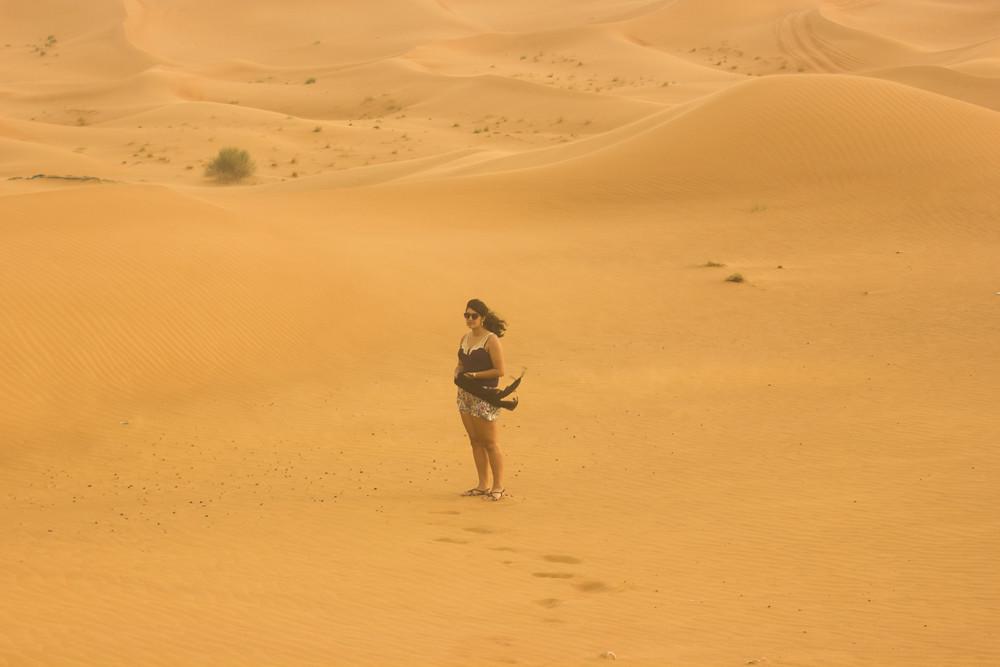 laila in the desert camel desert dubai sandstorm dunes arabic desert