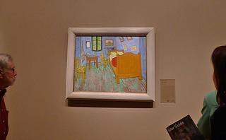Chicago - Art Institute of Chicago Van Gogh Bedroom