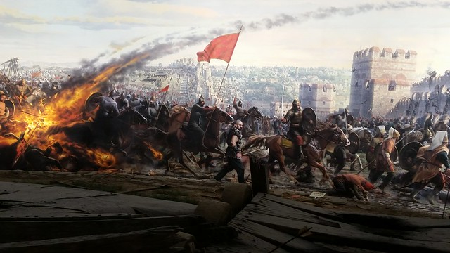 The Fall of Constantinople 1453