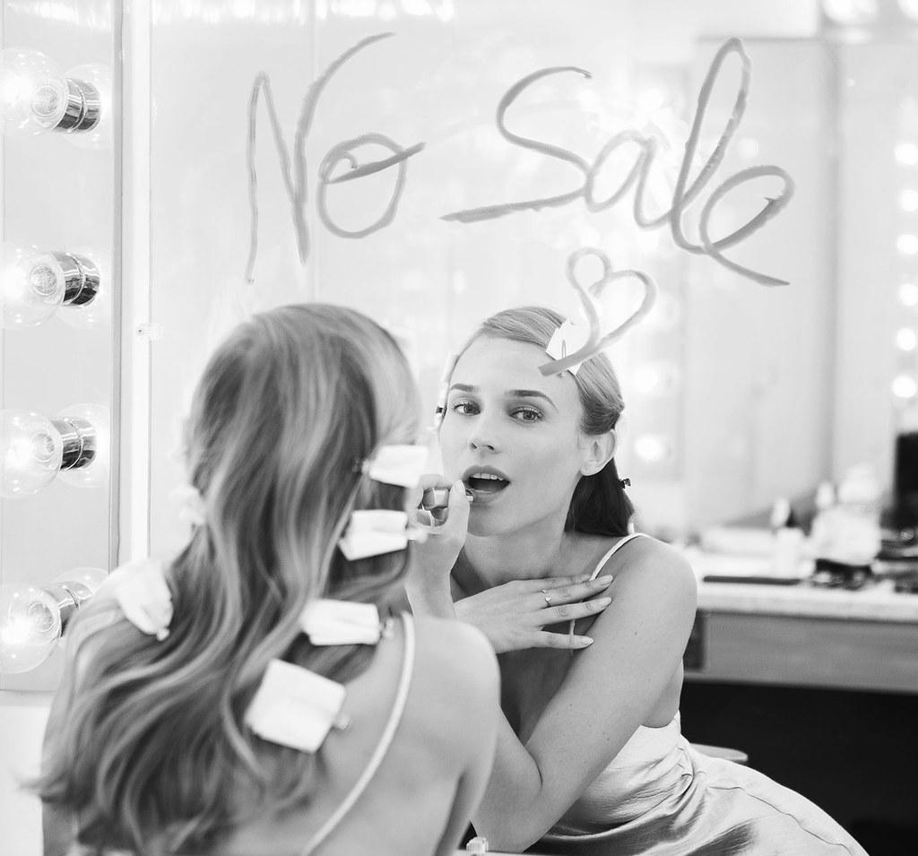 Диана Крюгер — Фотосессия для «Violet Grey» 2015 – 7