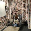 I showed my Crazy Cat Lady wife our Crazy Cat Lady conference room at Foursquare HQ. I think she liked it. Oh, and then Grumpy Cat stopped by to take selfies with all the 4SQ peeps, NBD. (and yes, I'm serious) ps. there are no fewer than 5 photos of Milky by dpstyles™