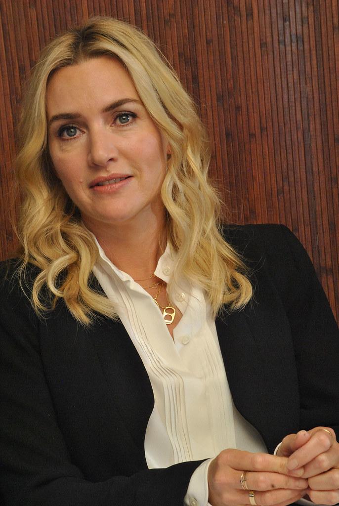 Кейт Уинслет — Пресс-конференция «Стив Джобс» 2015 – 37