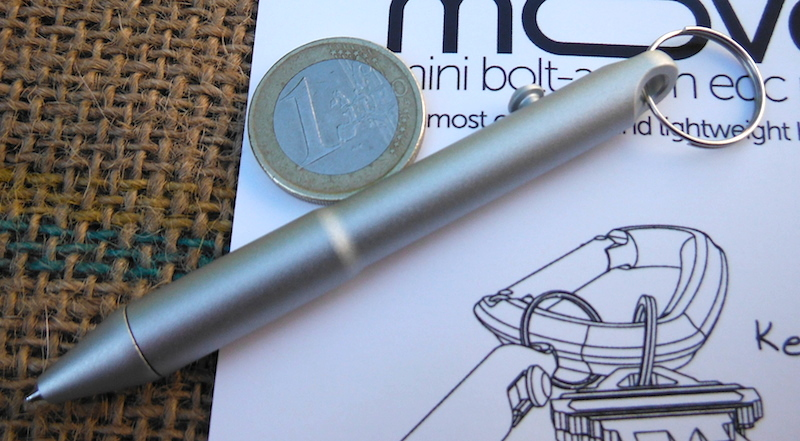 MOVE mini pen bolt