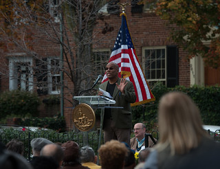 October 24, 2015 Rose Park Dedication