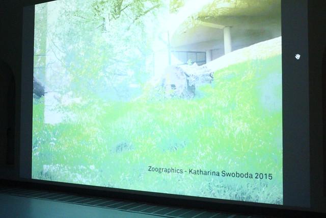 Катарина Свобода (Австрия). Встреча с художницей 13.10.2015