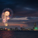 Sparkling Yokohama Fireworks 2015 by @Mahalarp